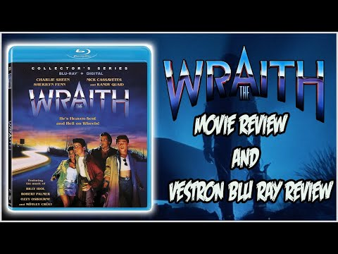 Download The Wraith | Movie Review And Vestron Blu Ray Review | Christian Hanna Horror