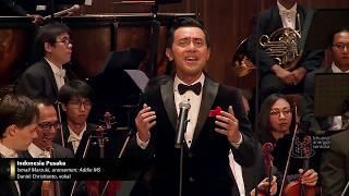 Download lagu Menggetarkan Nyanyian Indonesia Pusaka oleh Daniel Chistianto