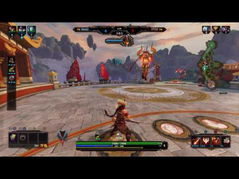 SMITE - The Ultimate Joust Combo!