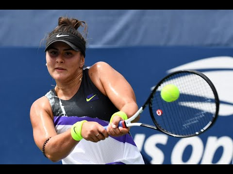 Katie Volynets vs. Bianca Andreescu | US Open 2019 R1 Highlights