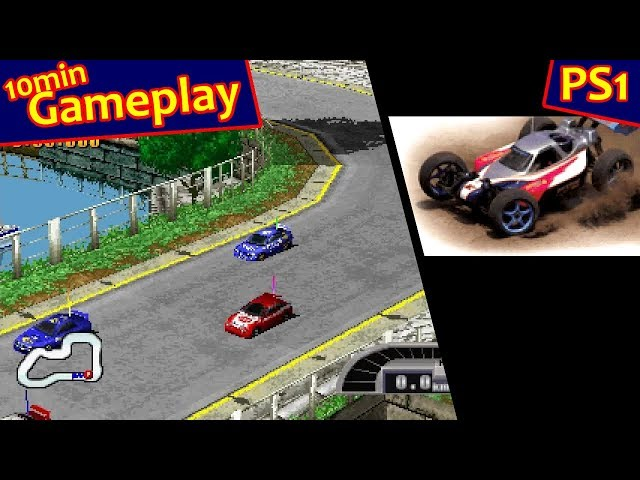 RC de Go! ... (PS1) Gameplay