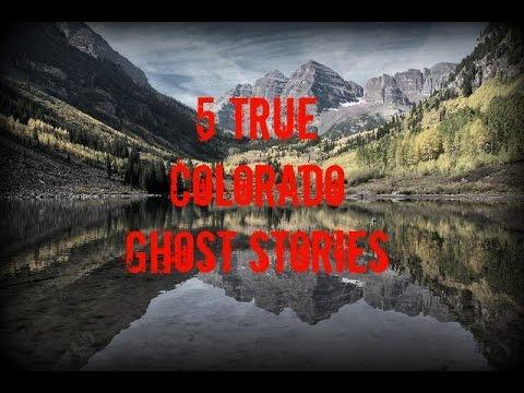 5 TRUE Colorado Ghost Stories
