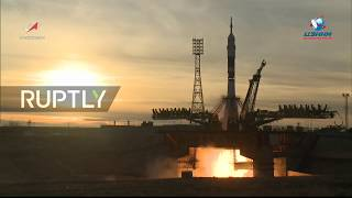 LIVE: Follow Expedition 58/59 crew on day of space launch at Baikonur Cosmodrome - PART2