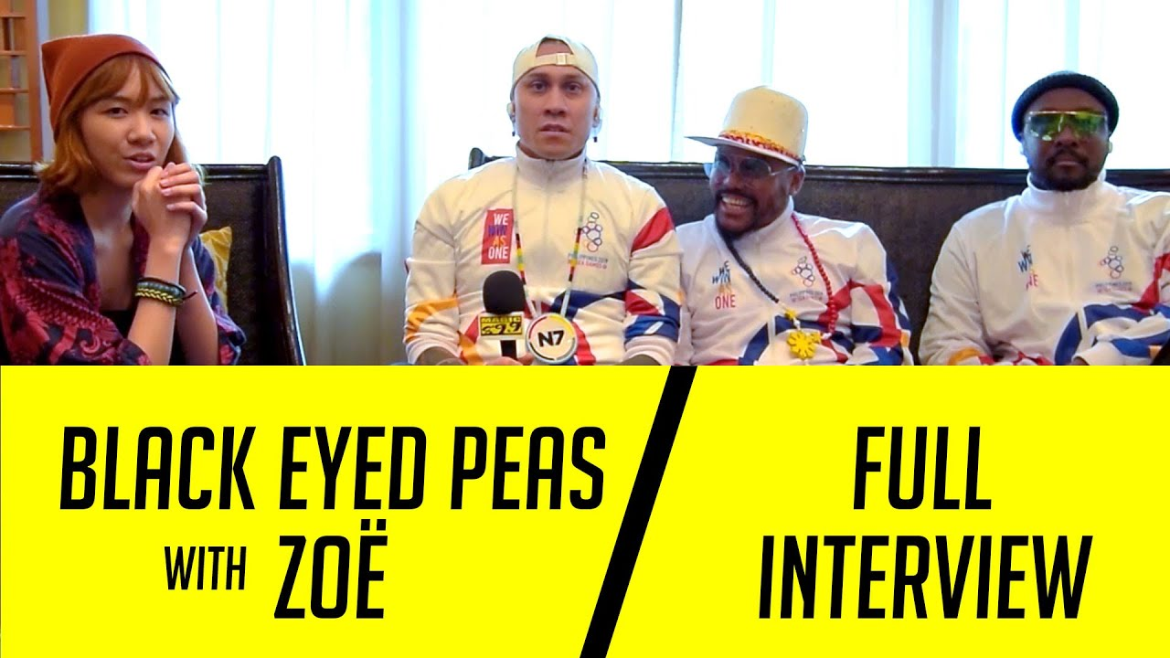 Download Black Eyed Peas Full Interview