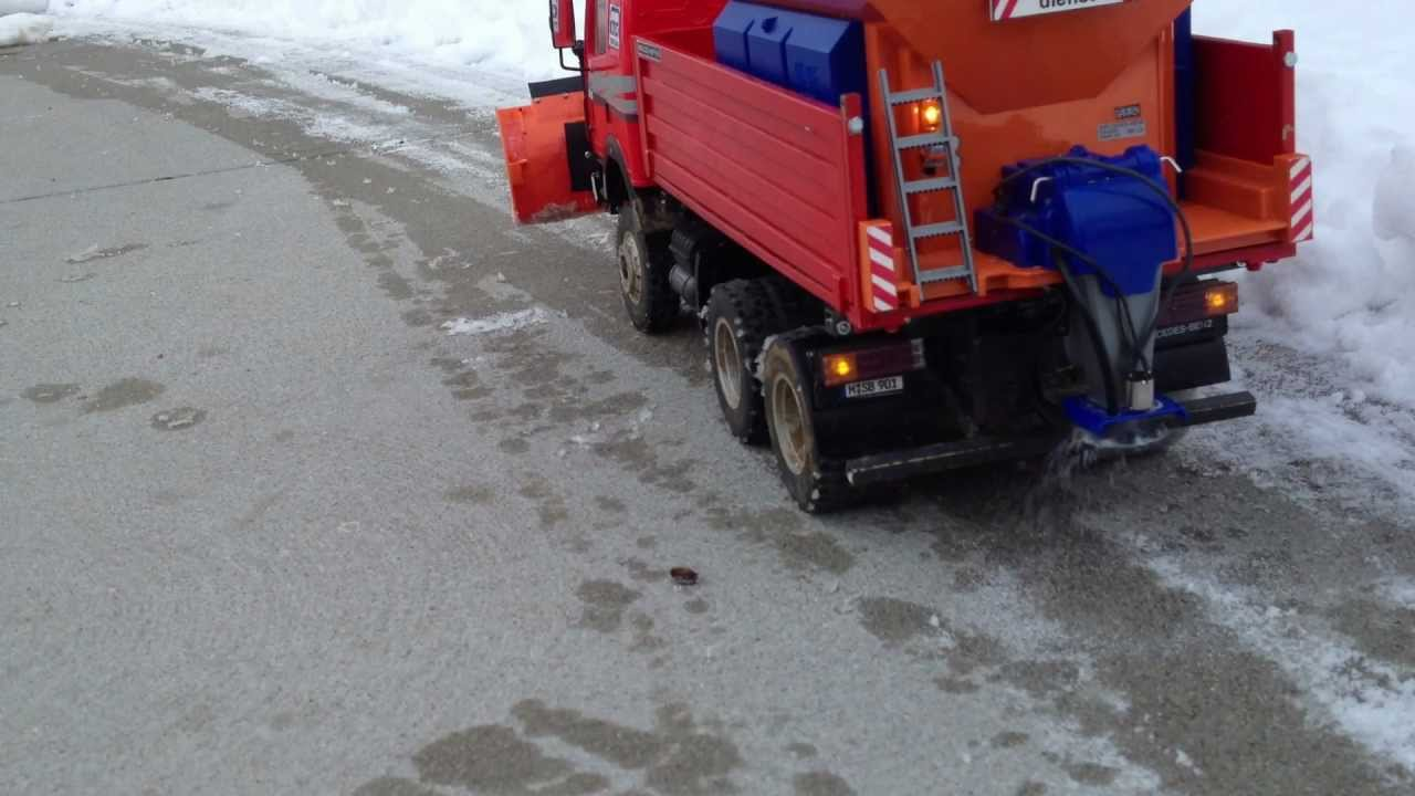 See it RC - Sander Spreader, Snow Plow, 6x6, Tamiya, Dump ...