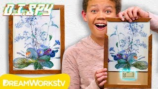 How to Hide Your Money (DIY Secret Compartment) | D.I.SPY