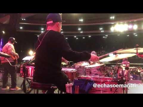Echa Soemantri - Oleh Darah (Ku Bebas) - Symphony Worship #ESdrumcam