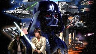 STAR WARS: Empire at War All Cutscenes (Rebel Edition) Game Movie 1080p HD