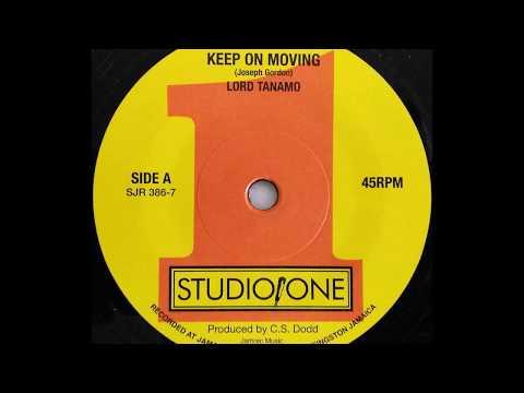 LORD TANAMO - Keep On Moving [1970] mp3