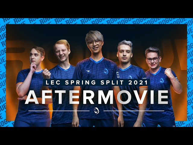 How We Made It To The Top (almost)   Rogue LEC Spring 2021 Aftermovie