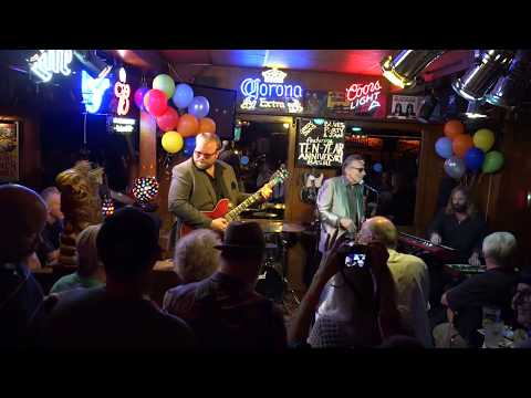 Cadillac Zack's 10th Anniversary Blues Bash 1st Set   Rick Estrin & The Nightcats  Sept 11, 2017