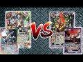 【バトスピ】仮面ライダービルド ジーニアスフォーム VS 仮面ライダーキバ エンペ…