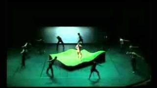 Голая балерина в Мариинском театре