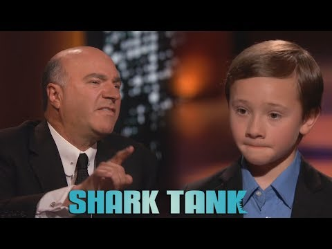 The Ace & TJ Show - Kid Gets DESTROYED By Shark Tank Investors!