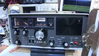 Video #245: Old Tech: The Wadley Loop Superhet Receiver - Yaesu FRG-7 Example download MP3, 3GP, MP4, WEBM, AVI, FLV September 2018