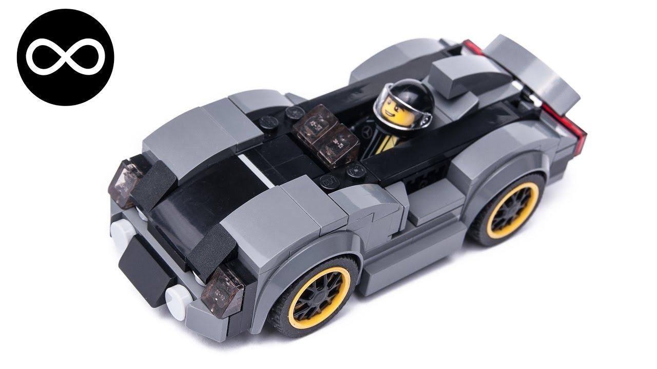 Lego Speed Champions 75877 Custom Racing Car Moc Youtube
