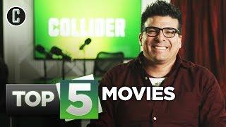 Best of 2017 in Movies - John Rocha's Top 5 List