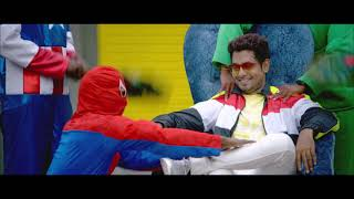 Bigg Boss Aari Super Hero Video Song | Ellaam Mela Irukuravan Paathuppan Movie | Benny | Karthik