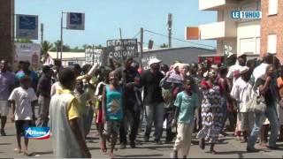 Mayotte : échauffourées à Mamoudzou
