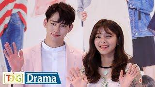 [풀영상] 설인아 '내일도 맑음' 제작발표회 현장 (진주형, 하승리, 이창욱, KBS Drama)