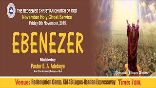NOVEMBER 2015 HOLY COMMUNION SERVICE