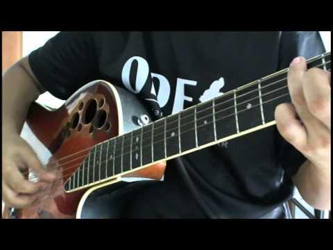 Thingyan Moe guitar instrumental