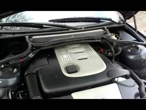 Padniety wtrysk w BMW 320d M47N Common Rail