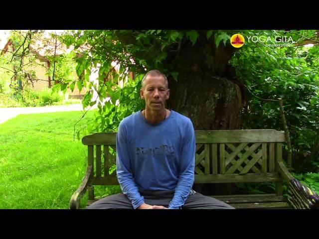 Yoga Gita testimonial by Walter
