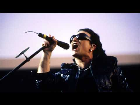 U2 - The Showman (Little More Better) BONO Through The Years