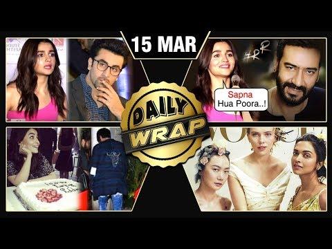 Alia Ranbir Clash, Alia Bhatt 2019 Birthday, Deepika Vogue Cover 2019 | Top 10 News Mp3