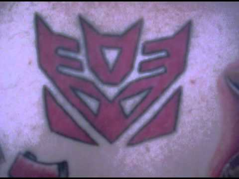 Transformers Tattoos Youtube