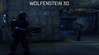 DOOM SnapMap #18 - Castle Wolfenstein 3D (Wolfenstein 3D: E1M1 Remake)