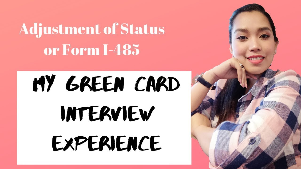 GREEN CARD INTERVIEW EXPERIENCE 2019 || IMMIGRATION INTERVIEW
