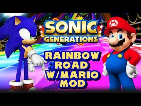 Моды На Sonic Generations Скачать - фото 9