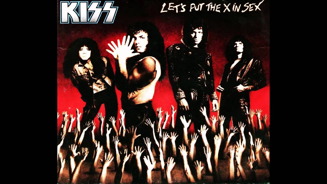 Kiss put the x in sex
