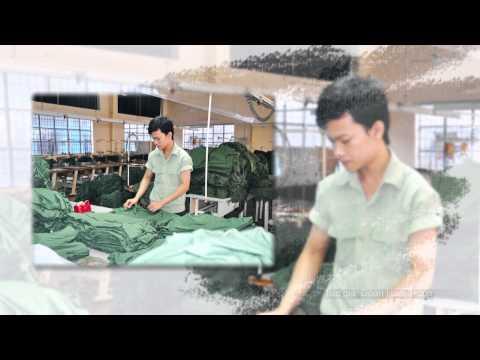 C.ty Dệt may 7 hơn 20 năm xây dựng và trưởng thành _ Kênh Quốc phòng Việt Nam