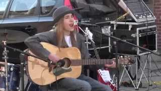 """Not My Girl""- Sawyer Fredericks at the Amsterdam Spring Fling"