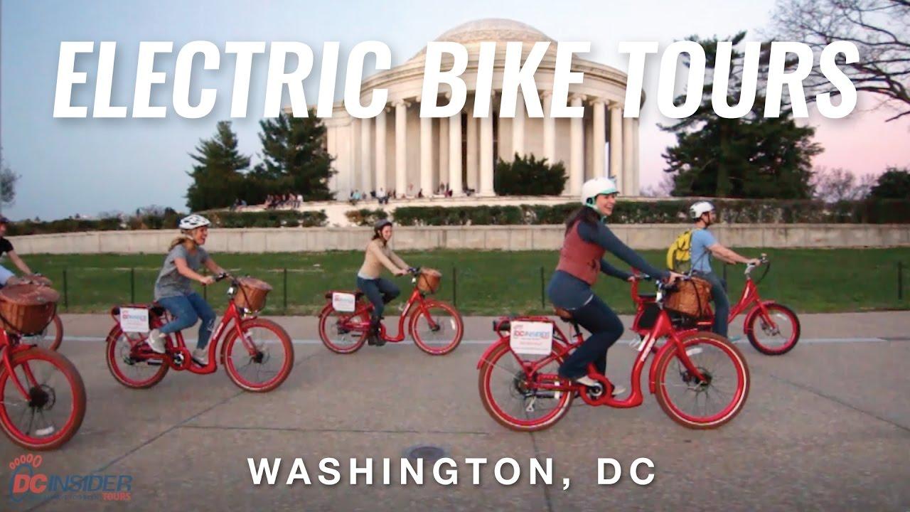 Free Bike Tours Washington Dc