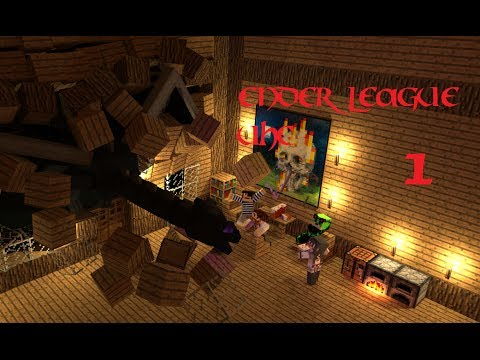 Minecraft Ender League UHC S1 Ep1: Sorry Dolin