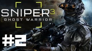 Sniper Ghost Warrior 3 Walkthrough Gameplay Part 2 – Two Birds Mission PS4 1080p – No Commentary