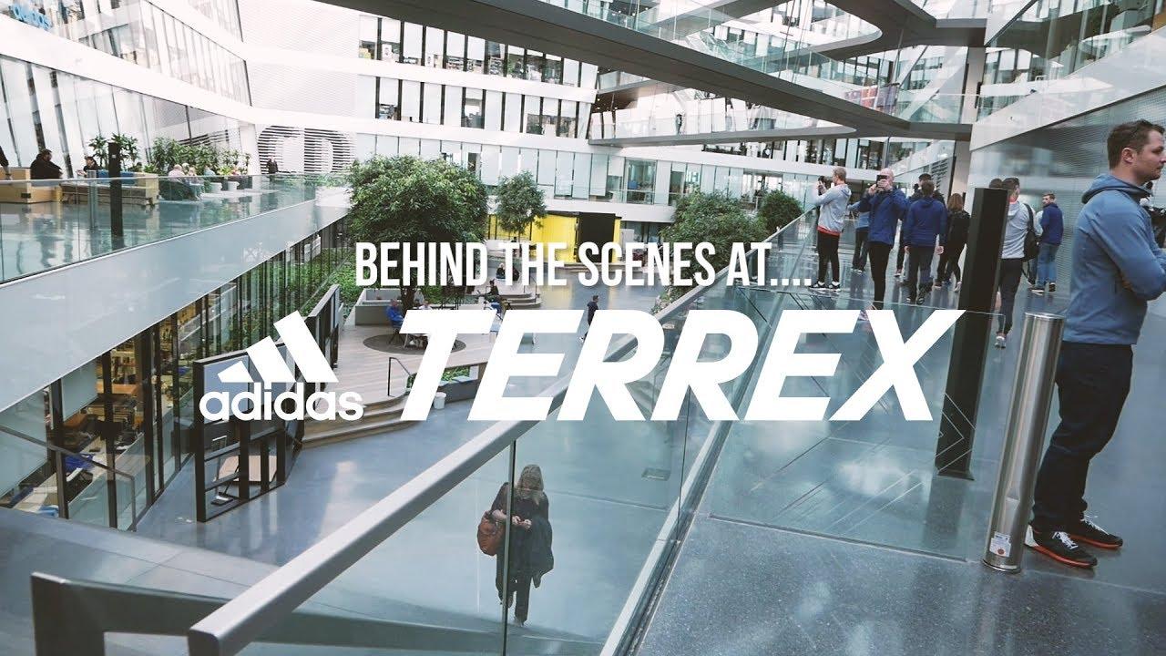 Canadá Dos grados Requisitos  adidas TERREX Headquarters Tour, Germany   Behind The Scenes - YouTube