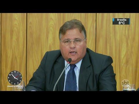 Geddel causa problemas e é considerado 'Indisciplinado' na prisão | SBT Notícias (11/07/18)