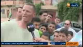 سكان بلدية سيدى بختى بتيارت  ينقلون معاناتهم للنهار تي في