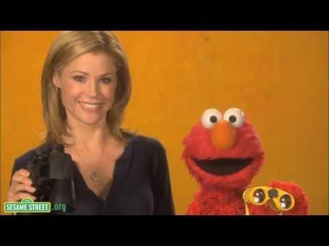 Sesame Street: Julie Bowen:Binoculars