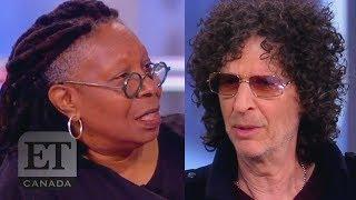 Howard Stern Brings Up Rosie On 'The View'