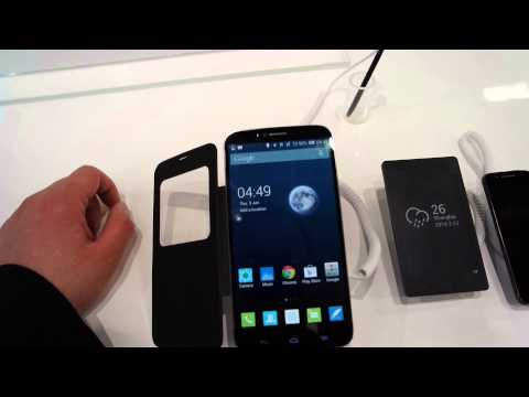 Alcatel OneTouch Hero 2 - hands-on