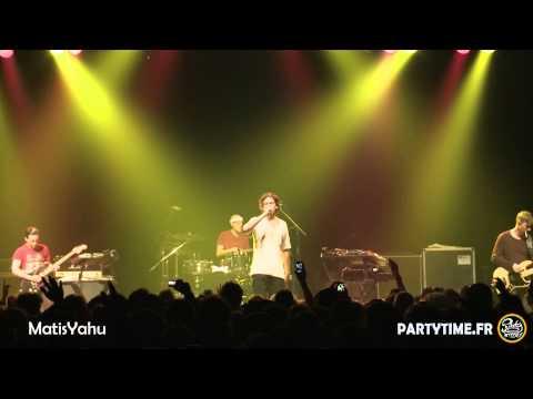 Live MATISYAHU @Bataclan (PARIS) - 10 Mars 2013 - PartyTime.fr