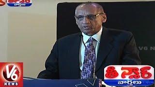 Governor Narasimhan Warns Private Hospital Doctors | Teenmaar News | V6 News