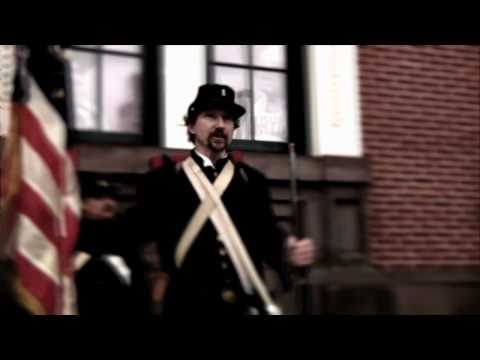 Pratt Street Riot in Baltimore City - First Bloodshed of the Civil War