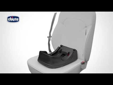 Автокресло Chicco AUTO-FIX FAST BABY 0-13 кг (0/0+)
